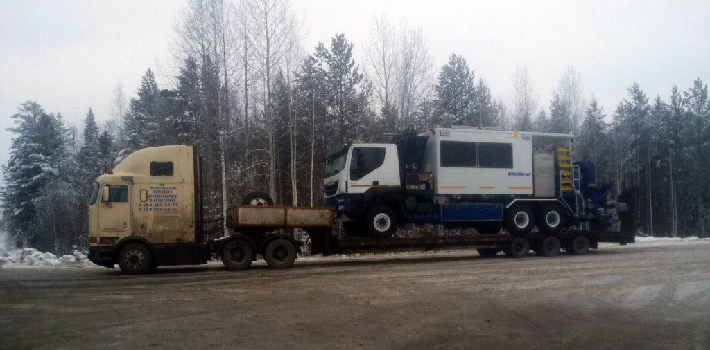 Перевозка грузовым эвакуатором тюмень