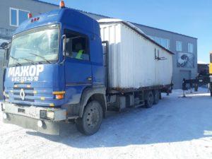 перевозка негабаритных грузов недорого