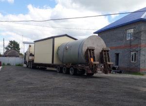 перевозка негабаритных грузов Тюмень