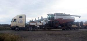 перевозка негабаритных грузов в Тюмени и области