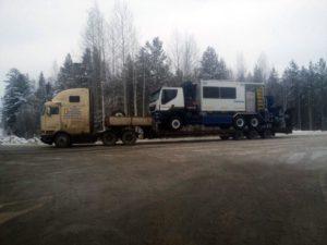 перевозка грузов тралом Тюмень